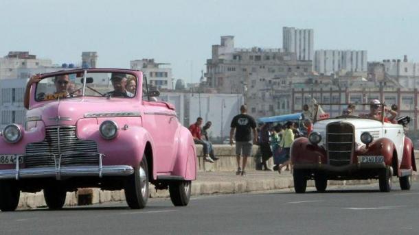 Straßen von Havana