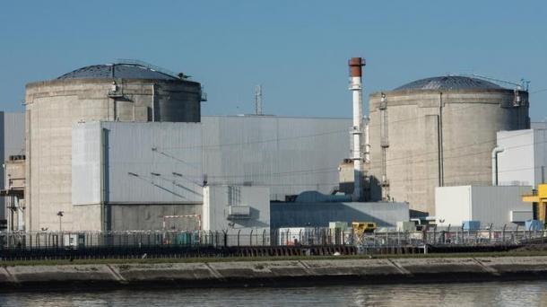 Frankreich will Atomkraftwerk Fessenheim 2018 vom Netz nehmen
