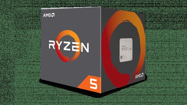 AMDs Ryzen 5: Angriff im Mittelfeld