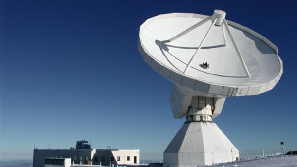 Event Horizon Telescope Schwarzes Loch