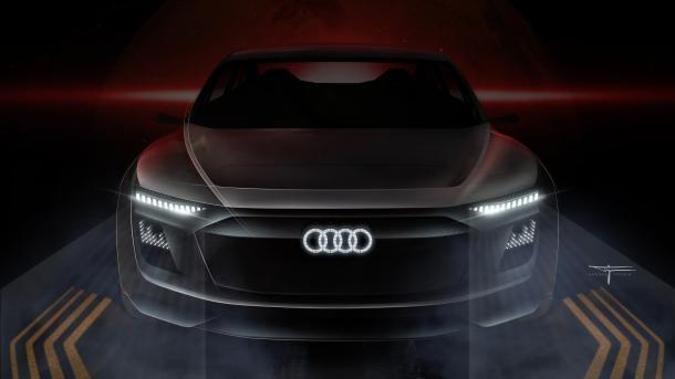Elektroautos: Audi will e-tron Sportback 2019 auf den Markt bringen