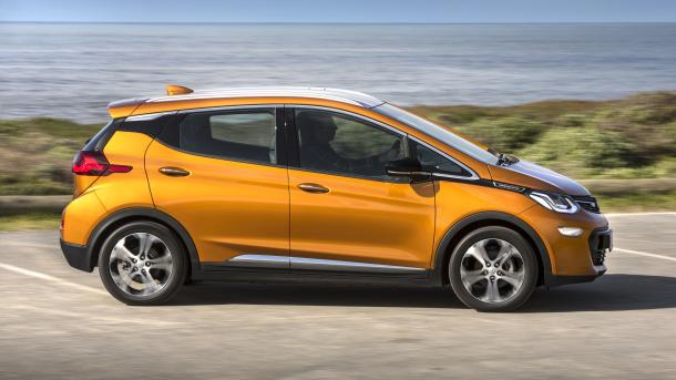 Elektroautos: Opel Ampera-e soll ab Herbst für 39.000 Euro zu haben sein
