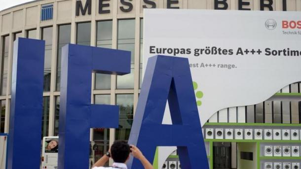 Internationale Funkausstellung (IFA) - Pressetag