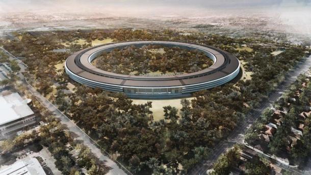 Apples neues Hauptquartier sorgt für Baummangel