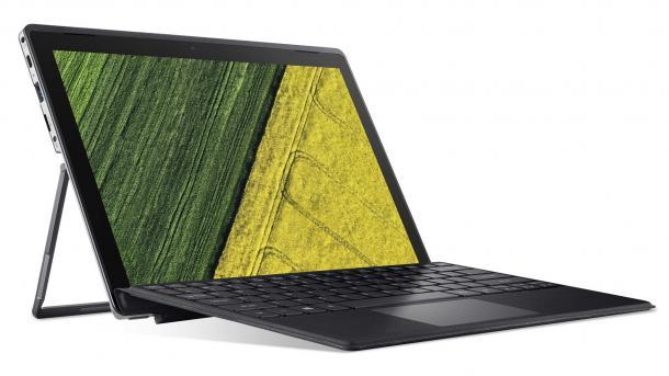 Acer Swift und Switch: Leichte Notebooks und Convertibles