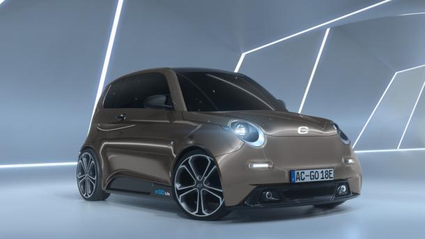 Elektroauto e.Go Life soll ab Frühjahr 2018 in Aachen gebaut werden