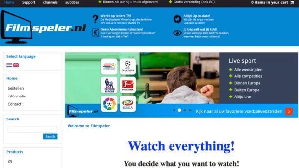 EuGH: Verkauf von Mediaplayer für illegale Streams verstößt gegen EU-Recht