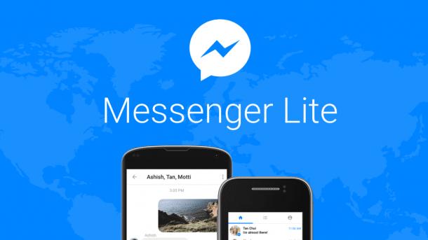 Facebook Messenger Lite: App jetzt in Deutschland verfügbar