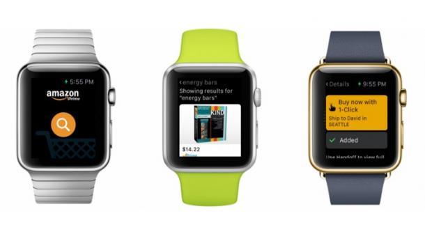 Apple Watch: Amazon-App bleibt vorerst ohne Ersatz