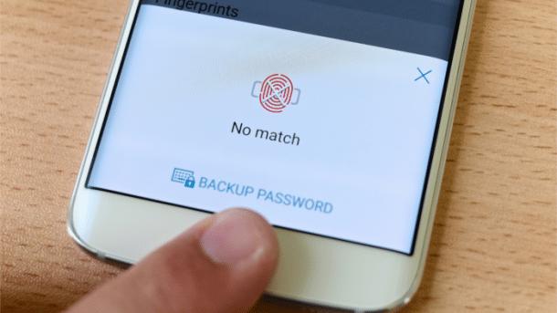 Mit Master-Fingerabdruck Zugriff auf fremde Smartphones bekommen