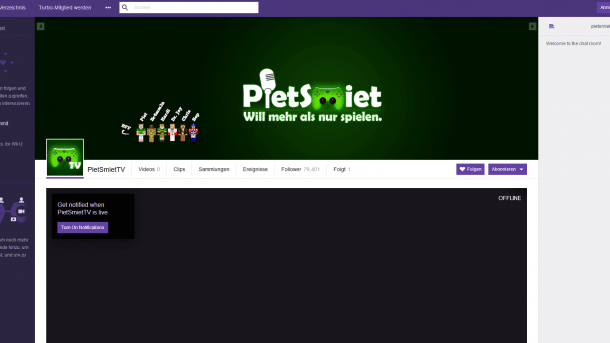Streit um Rundfunklizenz: PietSmietTV geht vom Netz