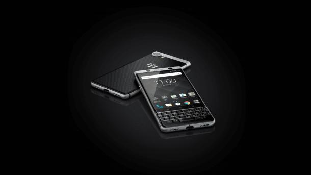 Blackberry KEYone: Android-Smartphone kommt am 16.Mai nach Deutschland