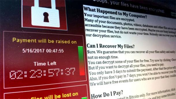 """WannaCry: Deutschland laut BSI-Chef """"mit blauem Auge davongekommen"""""""