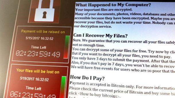 WannaCry & Co. – So schützen Sie sich