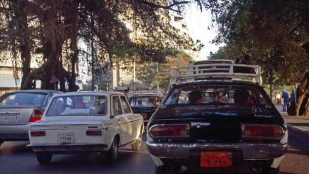 Männer nach hinten – Uber-Boom in Ägypten bringt Frauen ans Steuer