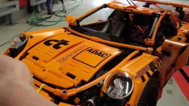 In eigener Sache: Gewinnspiel zu Lego-Porsche endet am Montag