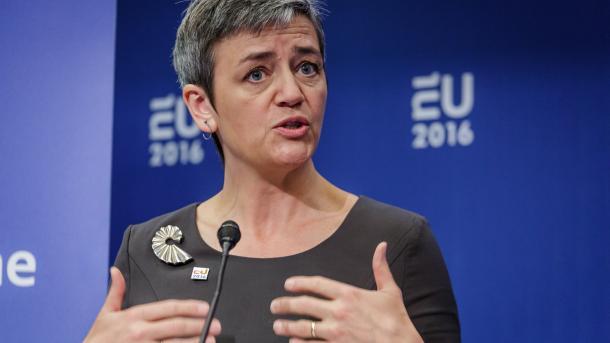 Steuerstreit mit Apple: EU-Kommission drängt Irland zum Vollzug