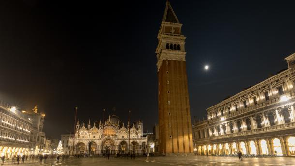 Reisefotografie: c't Fotografie unterwegs in Venedig