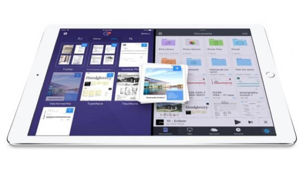 Drag & Drop für iPad-Apps