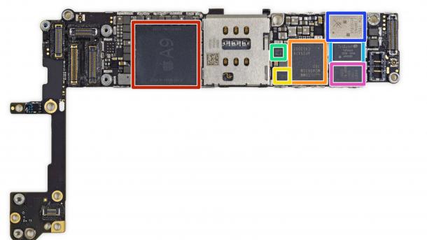 Hauptplatine iPhone 6s
