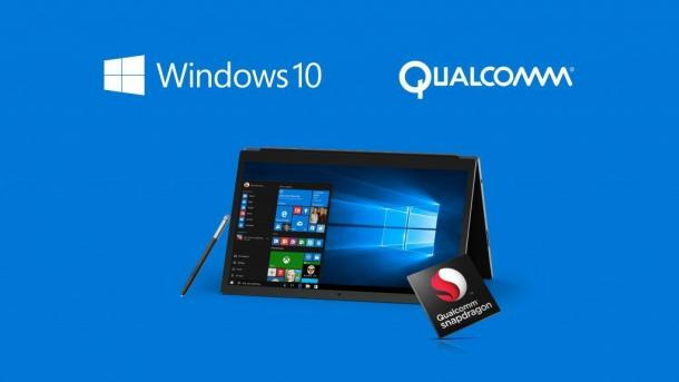 Windows 10 Always Connected PC mit Qualcomm Snapdragon