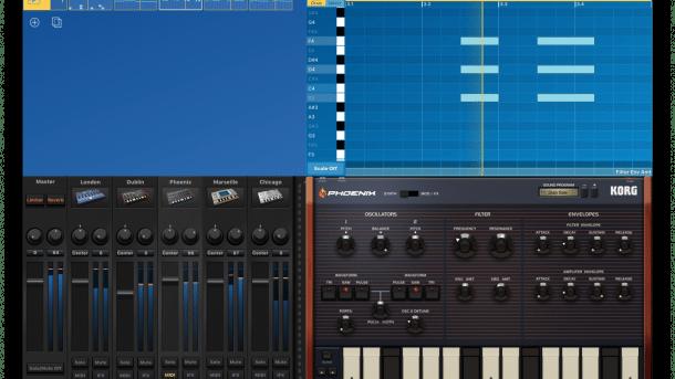 Korg Gadget LE: Kostenlose Musik-Software für den Mac