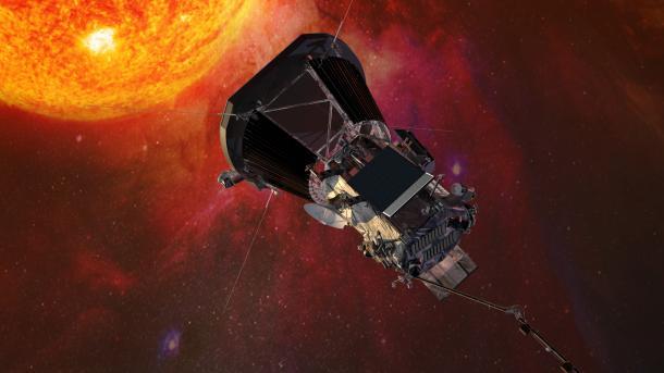 NASA benennt Sonnen-Mission nach Eugene Parker