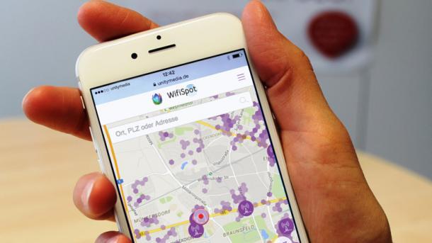 WifiSpot: Unitymedia darf WLAN-Hotspots nicht ungefragt freischalten