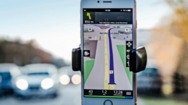 Navi-Apps fürs iPhone