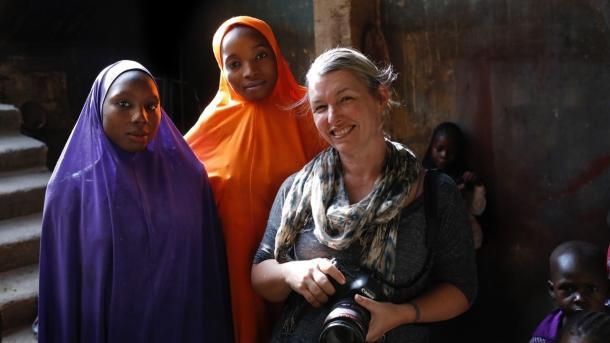 US-Fotojournalistin Sinclair erhält Anja-Niedringhaus-Preis