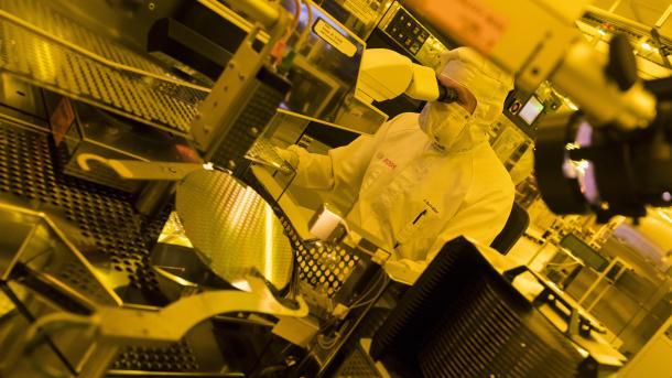 Bosch baut Chipfabrik in Sachsen für eine Milliarde Euro