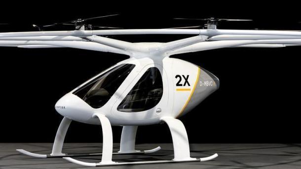 Deutsche Firma e-Volo will Lufttaxis nach Dubai bringen
