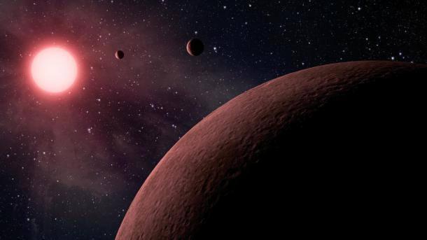 Erdähnlich oder nicht: NASA-Sonde Kepler findet zwei Planetenklassen
