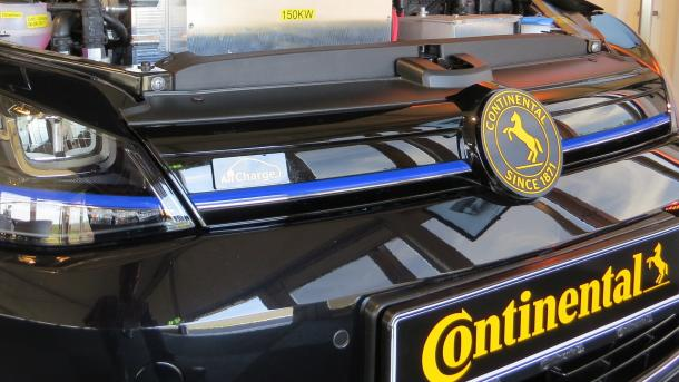Continental: Lösungen für die E-Auto-Klemme