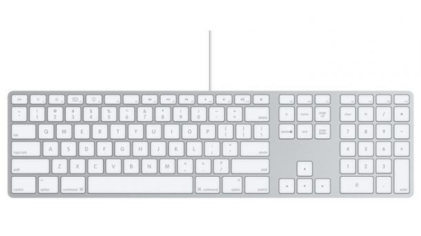 Apple verkauft künftig nur noch drahtlose Tastaturen
