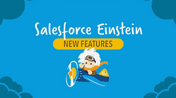 Neue Salesforce-Dienste mit künstlicher Intelligenz
