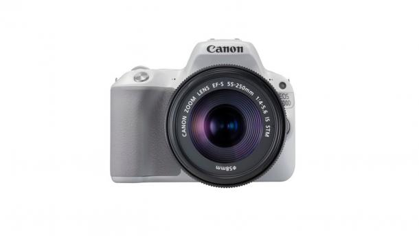 EOS 200D: Canons neue Kompakt-DSLR