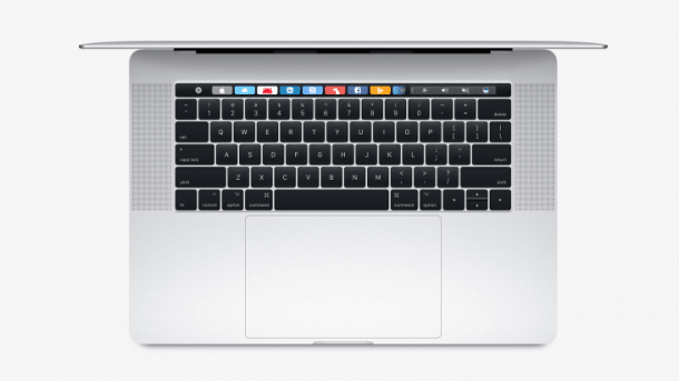 MacBook Pro 2017: Apple ändert Tastatur