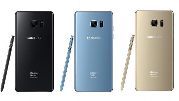 Samsung Note 7 kommt in renovierter Fassung auf den Markt