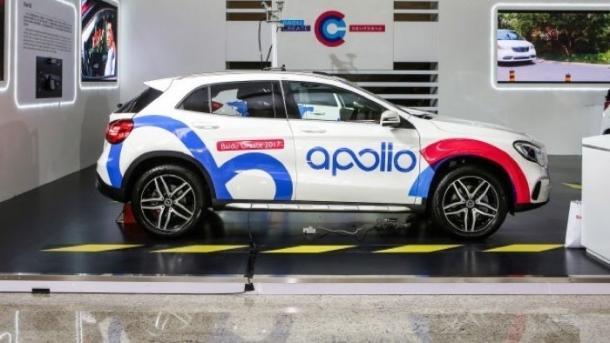 Baidu kündigt kostenlose Plattform zur Entwicklung autonomer Autos an