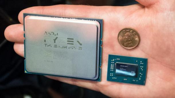 Preise für AMD Threadripper: 32 Threads für 1000 US-Dollar ab Anfang August
