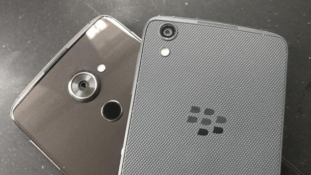 BlackBerry patzt erneut bei den Android-Updates
