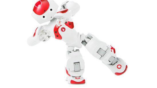 Kinderklinik Kiel: Roboter Zora soll mit Star Wars Kinderaugen zum Leuchten bringen