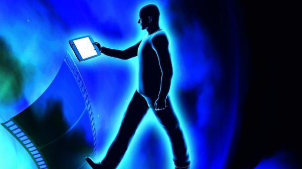Merkel und Schulz fordern digitalen Zugang zu Behörden