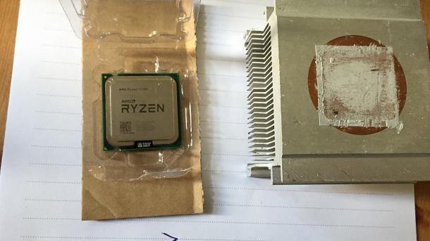 Direkt von Amazon gekauft: Fälschungen von Ryzen-Prozessoren im Umlauf