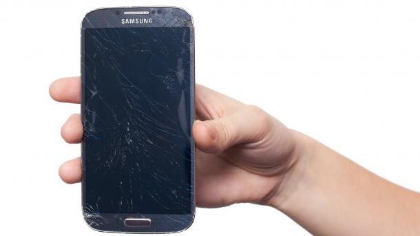 Samsung schlachtet Unfall-Smartphone Galaxy Note 7 aus