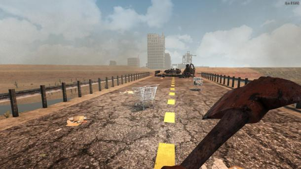 7 Days To Die - Distant View