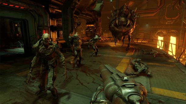 Doom: DLCs werden mit neuem Patch kostenlos