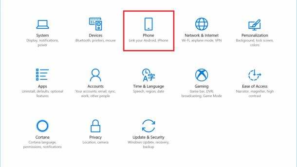 Windows-Preview kann jetzt mit Android-Smartphones verknüpft werden