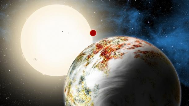 Hubble muss ran: Astronomen prüfen ersten möglichen Exomond